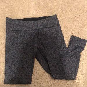 Grey Leggings.